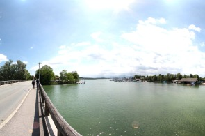 Panoramen in Seebruck am Chiemsee